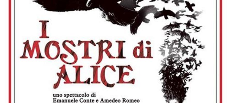 I Mostri di Alice – Dal 30 giugno al 16 luglio – Teatro della Tosse