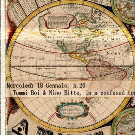 Dj Set – A Map of The World