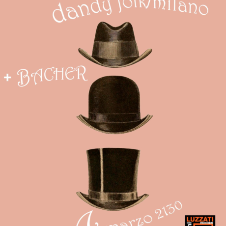Milo Scaglioni + Bacher live