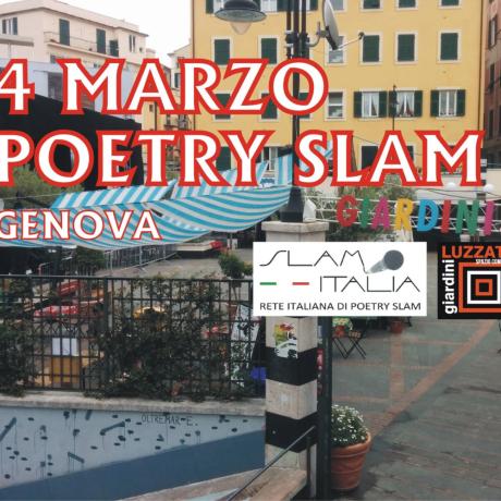 Gara di Poetry Slam