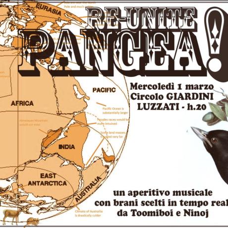 Aperitivo musicale – Re-unite Pangea