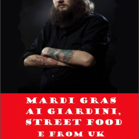 Mardi gras – Tim Holehouse live from uk