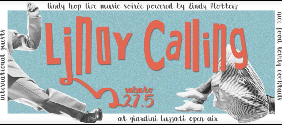 Lindy Calling – Swing in piazza