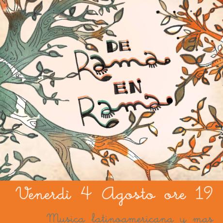 De Rama en Rama – Busker live!