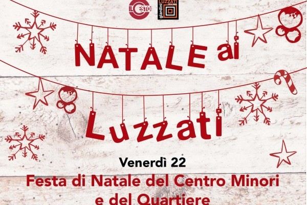 FESTA DI NATALE DEL CESTO