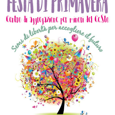 h16.30 FESTA DI PRIMAVERA