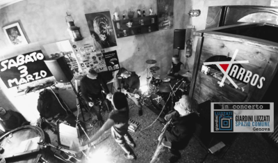 ORE 21.30 ARBOS Live