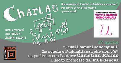 Charlas + Palco Libre