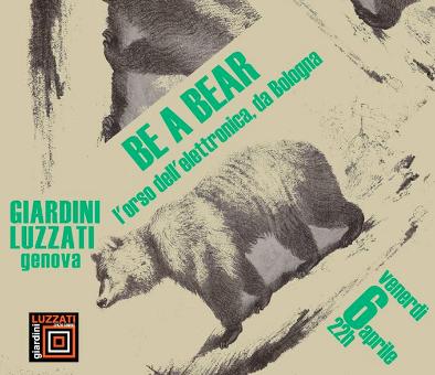 BE A BEAR Live
