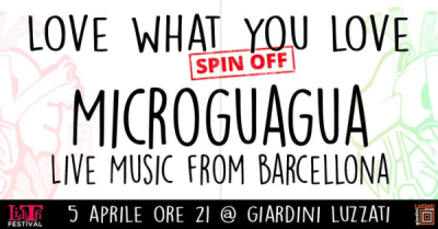 LWUL SPIN OFF – MICROGUAGUA Live